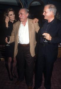 Faye Dunaway and Charles Bukowski1987© 1987 Gary Lewis - Image 24300_0811