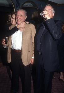 Faye Dunaway and Charles Bukowski1987© 1987 Gary Lewis - Image 24300_0812