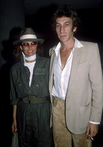 Raquel Welch and Andre Weinfeld circa 1980s © 1980 Gary Lewis - Image 24300_0815