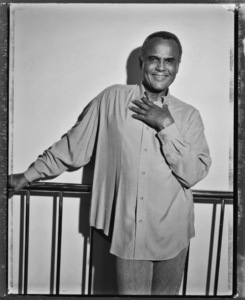 Harry Belafonte in San Franciso at the Davies Symphony Hall1993© 1993 Ken Shung - Image 24302_0016