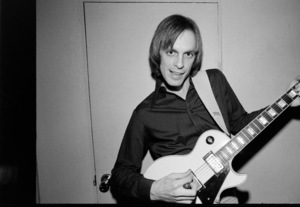 Keith Carradine photographed in the dressing room of a Long Island club named