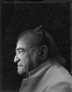 Mario Puzo photographed at his home in Long Island, New York1996© 1996 Ken Shung - Image 24302_0025