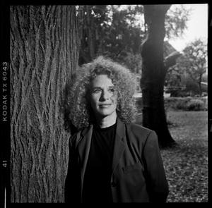 Carole King photographed at Bill Logan church in New York2000© 2000 Ken Shung - Image 24302_0050