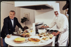 Bill Blass in his New York City apartment 1993© 1993 Ken Shung - Image 24302_0123