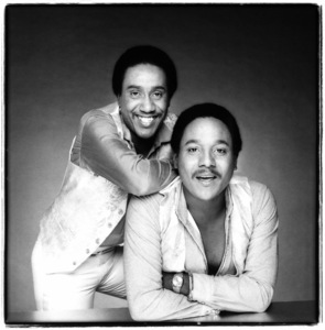 """The Valentine Brothers (John and William """"Billy"""" Valentine)1984© 1984 Bobby Holland - Image 24303_0003"""