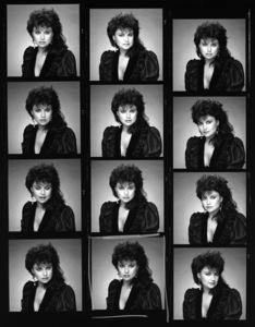 Suzanne de Passecirca 1980s© 1980 Bobby Holland - Image 24304_0006
