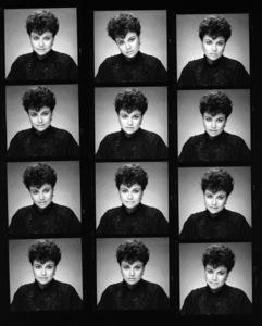 Suzanne de Passecirca 1980s© 1980 Bobby Holland - Image 24304_0007