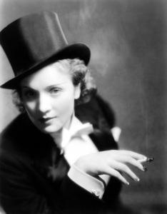 """Morocco""Marlene Dietrich1930 ParamountPhoto Eugene R. Richee** I.V. - Image 24322_0051"