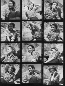 Grace Kelly publicity photo shoot in Palm Springs, CAcirca 1954© 1978 Bud Fraker - Image 24322_0099