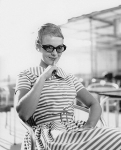"Jean Seberg in ""Breathless""1960** I.V. - Image 24322_0129"
