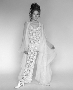 "Diana Rigg in ""On Her Majesty"