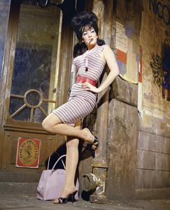 """Tura Satana in """"Irma la Douce""""1963** I.V. - Image 24322_0135"""