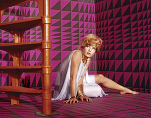 "Monica Vitti in ""Modesty Blaise""1966** I.V. - Image 24322_0149"