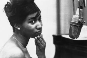 Aretha Franklincirca 1960s** I.V.M. - Image 24322_0167