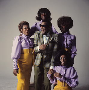Ray Charles with The Raelettescirca 1960s** I.V.M. - Image 24322_0183