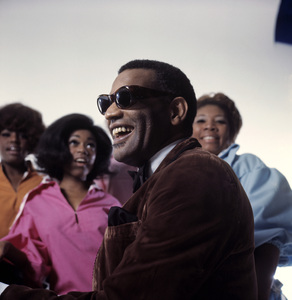 Ray Charles with The Raelettescirca 1960s** I.V.M. - Image 24322_0184