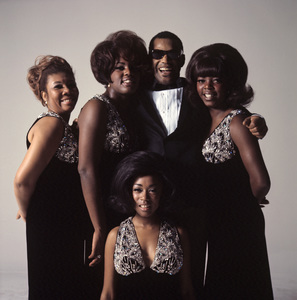 Ray Charles with The Raelettescirca 1960s** I.V.M. - Image 24322_0185