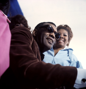 Ray Charles with The Raelettescirca 1960s** I.V.M. - Image 24322_0186