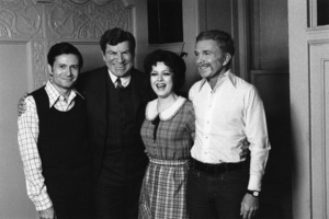 """Mack and Mabel"" (stage version) Jerry Herman, Robert Preston, Bernadette Peters 1974** I.V. - Image 24322_0229"