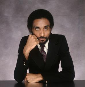 Lonnie Simmonscirca mid 1980s© 1980 Bobby Holland - Image 24325_0001