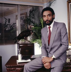 Lonnie Simmonscirca mid 1980s© 1980 Bobby Holland - Image 24325_0002