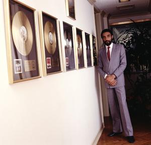 Lonnie Simmonscirca mid 1980s© 1980 Bobby Holland - Image 24325_0004