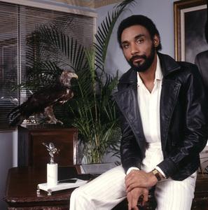 Lonnie Simmonscirca mid 1980s© 1980 Bobby Holland - Image 24325_0005