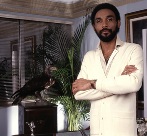 Lonnie Simmonscirca mid 1980s© 1980 Bobby Holland - Image 24325_0007