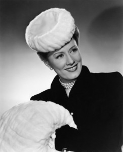 """Irene Dunne in """"Together Again""""1944 Columbia Pictures© 1978 Ned Scott Archive - Image 24327_0019"""