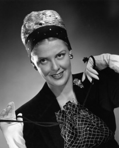 """Janis Carter in """"A Thousand and One Nights"""" 1945 © 1978 Ned Scott Archive - Image 24327_0036"""