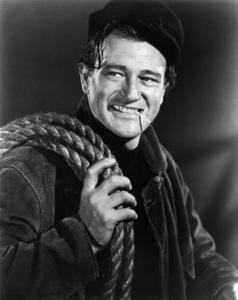 "John Wayne in ""The Long Voyage Home""1940 UA© 1978 Ned Scott Archive - Image 24327_0040"
