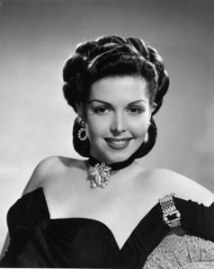 "Ann Miller in ""The Thrill of Brazil""1946 Columbia Pictures© 1978 Ned Scott Archive - Image 24327_0082"