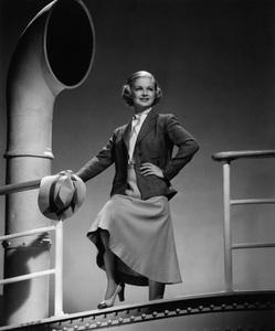 """Joan Bennett in """"Trade Winds""""1938© 1978 Ned Scott Archive - Image 24327_0096"""