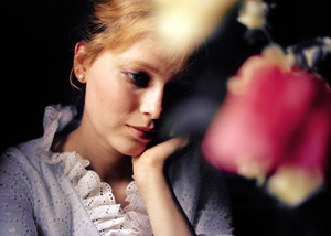 Mia Farrow circa 1960s© 1978 Richard R. Hewett - Image 24328_0014