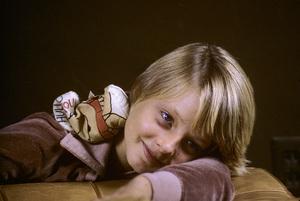 Jodie Foster 1974 © 1978 Richard R. Hewett