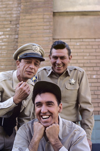 """""""The Andy Griffith Show""""Don Knotts, Jim Nabors, Andy Griffith1964© 1978 Richard R. Hewett - Image 24328_0030"""