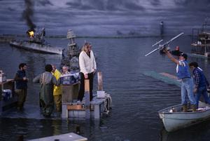 """The Winds of War""Paramount Studios back lot1982© 1982 Richard R. Hewett - Image 24328_0039"