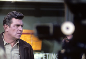 """""""The Andy Griffith Show"""" Andy Griffith 1964 © 1978 Richard R. Hewett"""