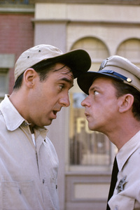 """""""The Andy Griffith Show"""" Jim Nabors, Don Knotts 1964 © 1978 Richard R. Hewett"""