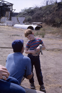 """""""The Andy Griffith Show"""" Ron Howard 1962 © 1978 Richard R. Hewett"""