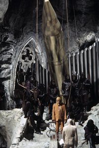 """""""Beneath the Planet of the Apes""""Maurice Evans1969© 1978 Richard R. Hewett - Image 24328_0065"""