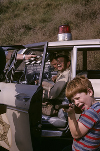 """""""The Andy Griffith Show""""Ron Howard, Don Knotts, Andy Griffith1962© 1978 Richard R. Hewett - Image 24328_0076"""