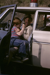 """""""The Andy Griffith Show""""Ron Howard, Don Knotts1962© 1978 Richard R. Hewett - Image 24328_0078"""