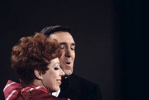 """Jim Nabors Special""Carol Burnett, Jim Nabors1968© 1978 Richard R. Hewett - Image 24328_0113"