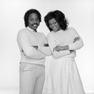 Yarbrough and Peoples (Cavin Yarbrough and Alisa Peoples) 1982© 1982 Bobby Holland - Image 24331_0008