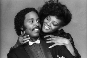 Yarbrough and Peoples (Cavin Yarbrough and Alisa Peoples) 1982© 1982 Bobby Holland - Image 24331_0009