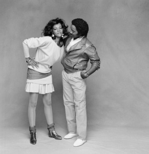 Yarbrough and Peoples (Cavin Yarbrough and Alisa Peoples) 1982© 1982 Bobby Holland - Image 24331_0011
