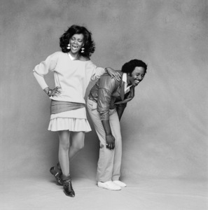 Yarbrough and Peoples (Cavin Yarbrough and Alisa Peoples) 1982© 1982 Bobby Holland - Image 24331_0014