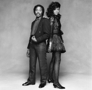 Yarbrough and Peoples (Cavin Yarbrough and Alisa Peoples) 1982© 1982 Bobby Holland - Image 24331_0015