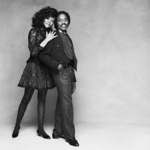 Yarbrough and Peoples (Cavin Yarbrough and Alisa Peoples) 1982© 1982 Bobby Holland - Image 24331_0021